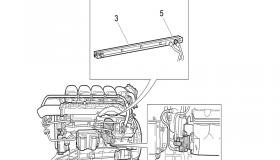 Двигатель Скания.